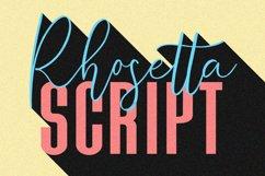 Rhosetta Script Product Image 1