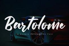Bartolome - Bold Font Product Image 1