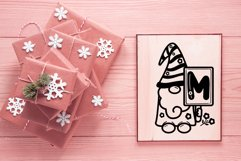 Spring Gnome Monogram Font Product Image 4