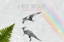 BABY DINOS watercolor set Product Image 5