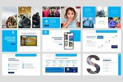 Insurance - Business Consultant PowerPoint Template Product Image 4