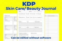 KDP Skincare, Beauty Journal Product Image 1