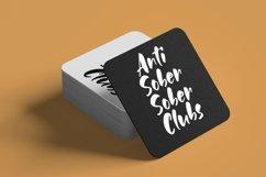 Web Font Abelossa - Brushpen Font Product Image 3