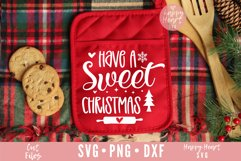 Have A Sweet Christmas SVG Product Image 1