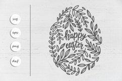Easter egg svg Product Image 3
