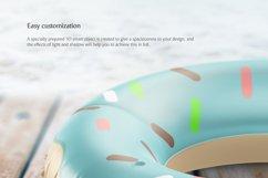 Swim Ring Mockup Product Image 3