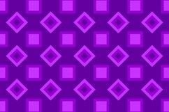 16 Seamless ThreeTone Square Patterns Product Image 5