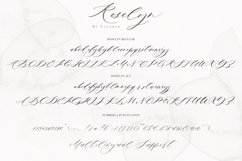 Roselyn Script Product Image 3