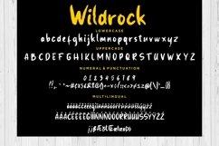 Wildrock Handwritten Brush Product Image 2