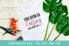 Workout SVG Bundle - Gym Quote SVG Bundle - Fitness SVG Product Image 3