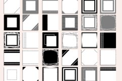 Silver and Black Instagram Templates Product Image 2