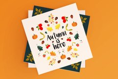 AUTUMN STAMP BRUSHES FOR PROCREATE Product Image 2