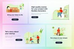 Online Shopping Web Illustrations Product Image 1