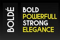 Bolde Product Image 3