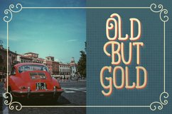 Heribrand   Classic Vintage Font Product Image 6