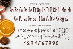 Sweet Potato Pie - a fun font with foodie doodles Product Image 2