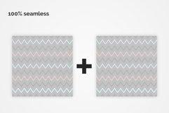 Pastel Geometric Seamless Patterns Product Image 4