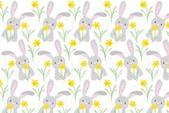 Easter Clipart and Digital Papers Set Product Image 5