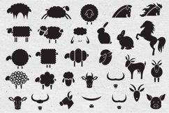Logo animals, birds and insects. Product Image 5