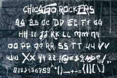 Chicago Rockers - WEB FONT Product Image 5
