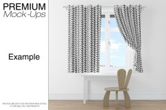 Kids Room - Curtains & Wall Set Product Image 6