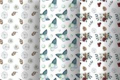 Christmas seamless patterns Product Image 5