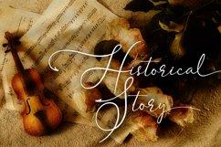 Beautiful Script - Asmelina Harley Font Product Image 3
