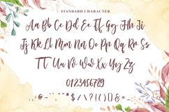 Wedding Script Font - Mikayla Hansamu Product Image 4
