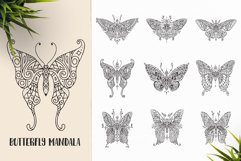 530 Vector Mandala Ornaments Bundle Product Image 9