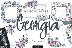 Georgia. Indigo 5 frames Product Image 1