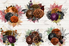 Autumn Floral Bouquets Product Image 2