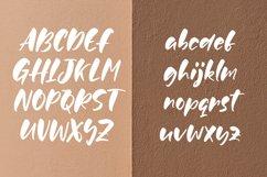 Abelossa - Brushpen Font Product Image 6
