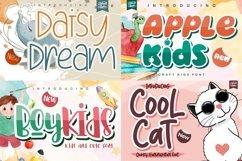 Best Seller - Mega Bundle 100 Fonts Product Image 17