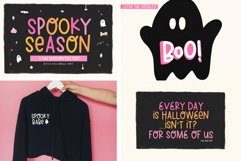 Font Bundle - Handwritten Fonts for Crafters - Halloween Product Image 2