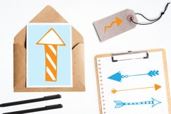 Arrow Doodles graphics and illustrations Product Image 4