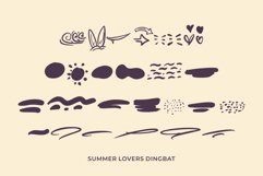 Summer Lovers with Alternate and Dingbat Product Image 6