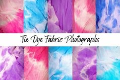 Tie Dye Fabric Photographs by Squeeb Creative