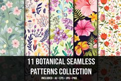 All in One Unique Seamless Patterns Collection Product Image 14