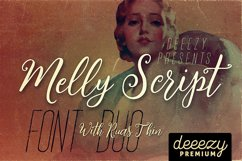 Melly Script Font Duo Product Image 1