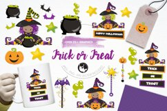 Trick or Treat graphics and illustrations Product Image 1