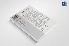 Clean Resume/CV Product Image 3
