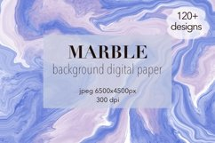 Marble background textures, digital paper. 126ornaments. Product Image 1