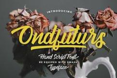 Ondfuturs Script Product Image 1