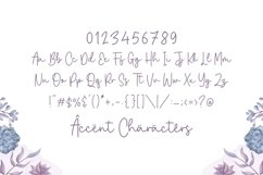 Joselyna Monoline Handwritten Font Product Image 6