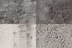 10 Old Concrete Background Textures Product Image 2