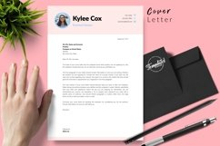 Teacher Resume CV Template for Word & Pages Kylie Cox Product Image 5