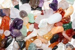 Healing Crystals Background Amethyst Quartz Collection Product Image 6