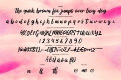 Shatige | Moden Script Font Product Image 6