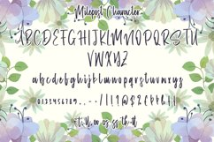 Milepost - Beautiful Handwritten Font Product Image 5