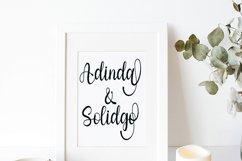 Etiophia - Beautiful Calligraphy Font Product Image 5